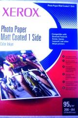 Бум RX INKJET PHOTO PAPER MATT COATED 1SIDE A4 95 200л