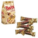 """Шоколадные батончики TWIX """"Minis"""", 190г, 2263"""